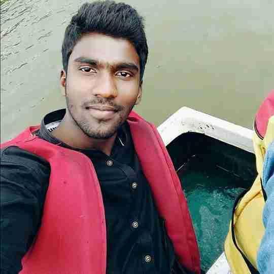 Neelakandan Shakthi's profile on Curofy