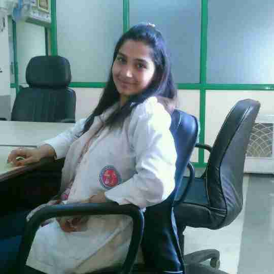 Dr. Sneha Pande (Pt)'s profile on Curofy