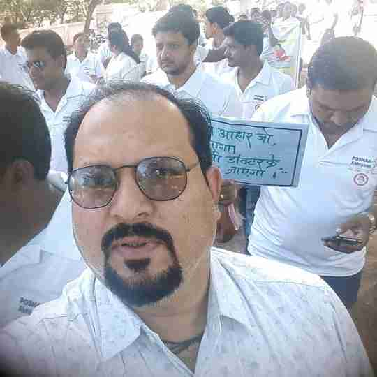 Dr. Prakash Chimnani's profile on Curofy