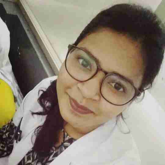 Dr. Shruti Gharat (Pt)'s profile on Curofy