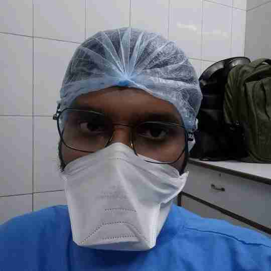Dr. Ranjan Gupta's profile on Curofy