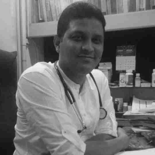 Dr. Altamash Shaikh's profile on Curofy