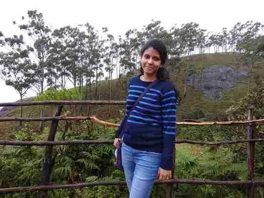 Dr. Vaani Lalitya Aningi's profile on Curofy