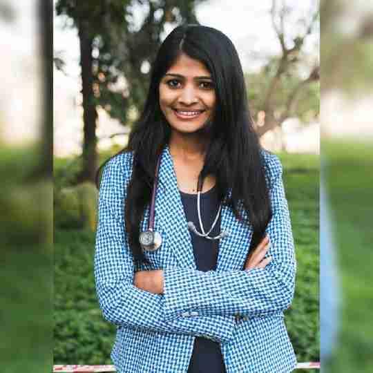 Dr. Rajvi Matalia's profile on Curofy