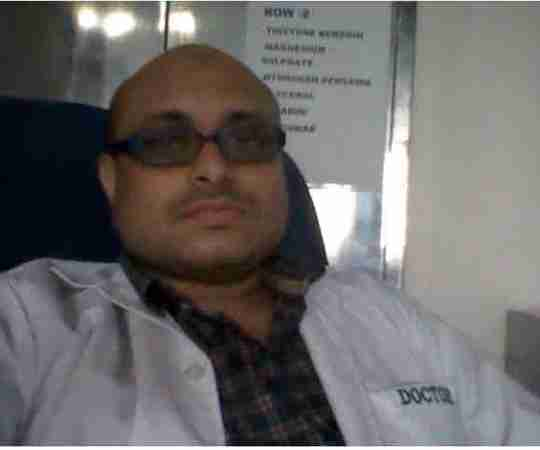 Dr. Maqbul Ahmed Khandaker's profile on Curofy
