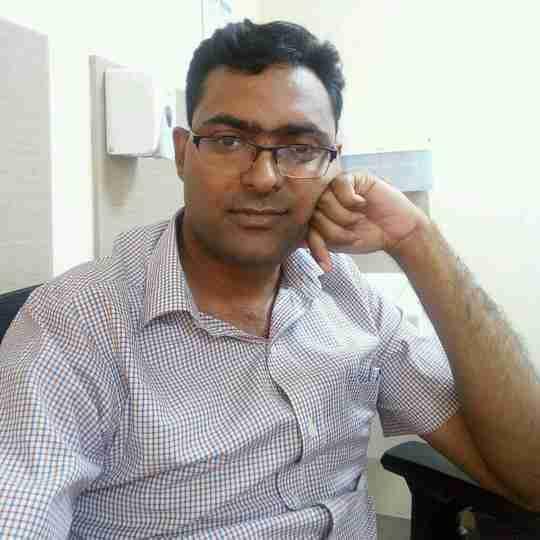 Dr. Saurabh Chandra's profile on Curofy