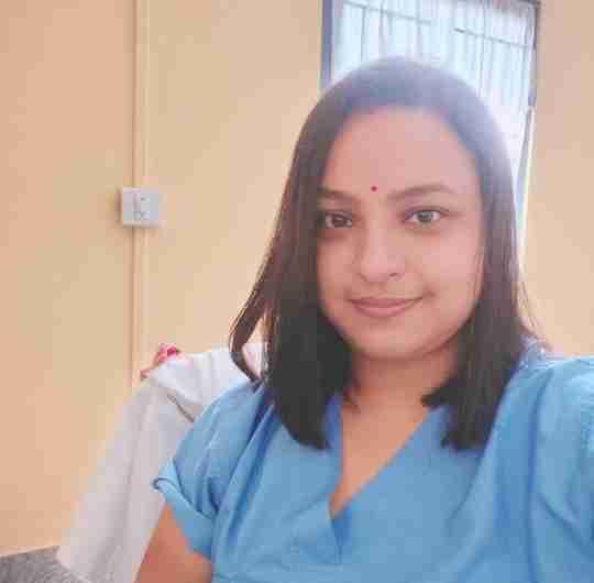Dr. Susmita Baishya's profile on Curofy