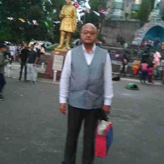 Dr. R K Bhardwaj Dr.R K Bhardwaj's profile on Curofy
