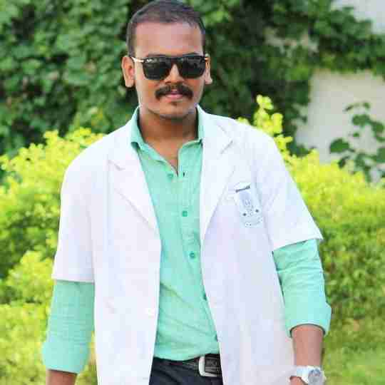 Shandic Kumar S's profile on Curofy