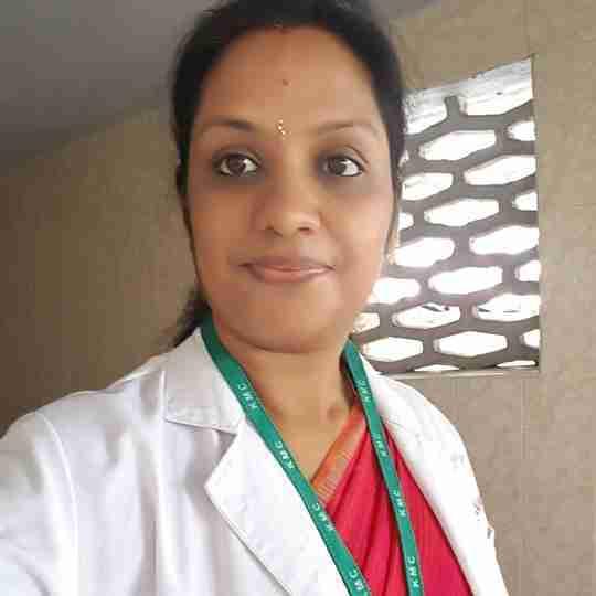 Dr. Ishwarya Jayaprakash's profile on Curofy