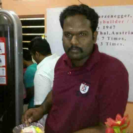 Dr. Ilankumaran Jayaraman's profile on Curofy