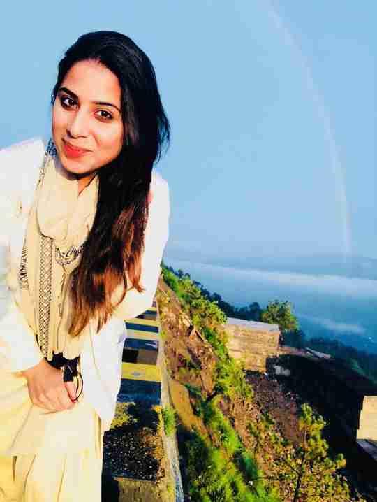 Vipra Rai's profile on Curofy