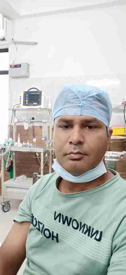 Dr. Naval Meena's profile on Curofy