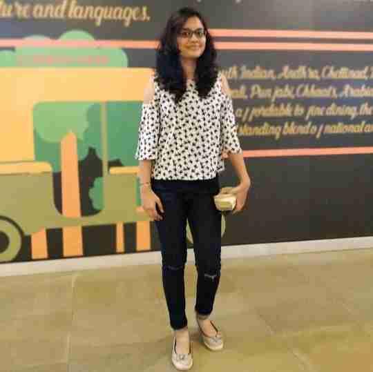 Chandini Jampala's profile on Curofy
