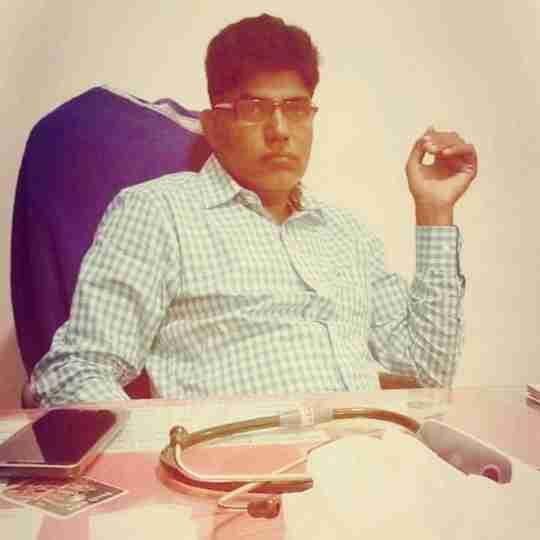 Dr. Jai Prakash Mishra's profile on Curofy