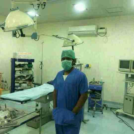 Dr. Mansur Basha's profile on Curofy