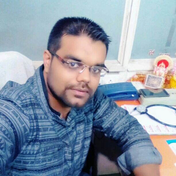 Dr. Drarpit Gupta (Pt)'s profile on Curofy