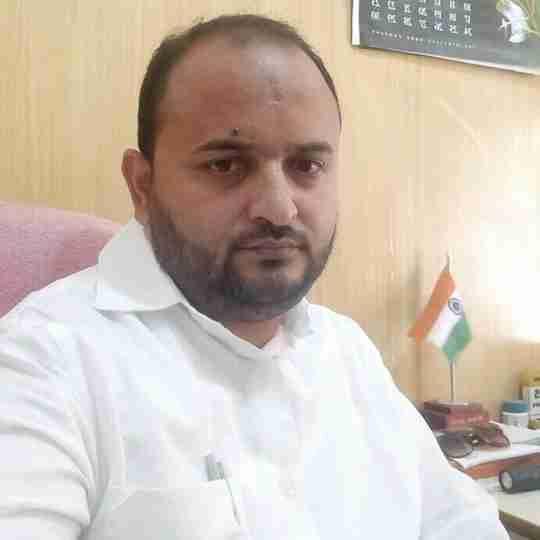 Dr. Mohd Kashif Raza's profile on Curofy