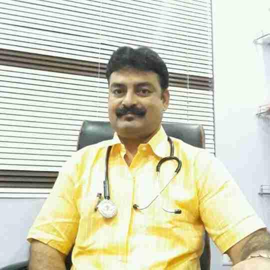 Dr. Belli Nijalingappa's profile on Curofy