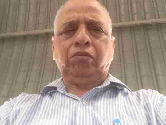 Dr. Ashok Kumar Sharma's profile on Curofy