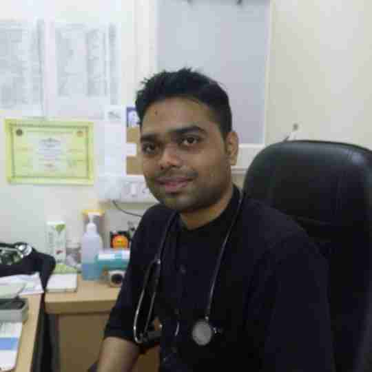 Dr. Chintan Patel's profile on Curofy