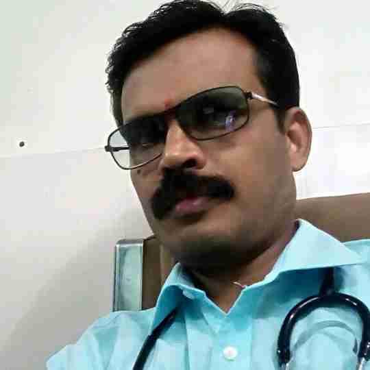 Dr. Lakshman Doltode's profile on Curofy
