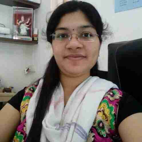Dr. Poonam Pagar's profile on Curofy