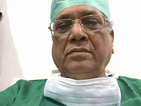 Dr. Rajendra Bhalavat's profile on Curofy