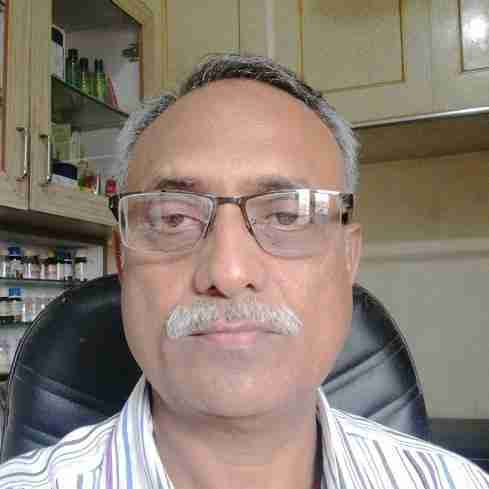 Dr. Bhupendra V. Patel's profile on Curofy