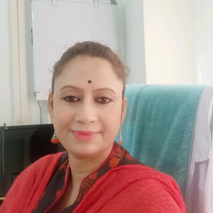 Dr. Bineta Singh's profile on Curofy