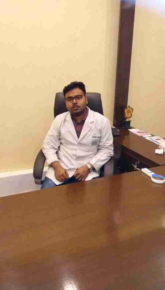 Dr. Kumar Vaibhav's profile on Curofy