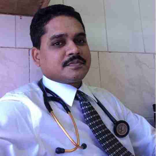 Dr. Anand Bhabhor's profile on Curofy