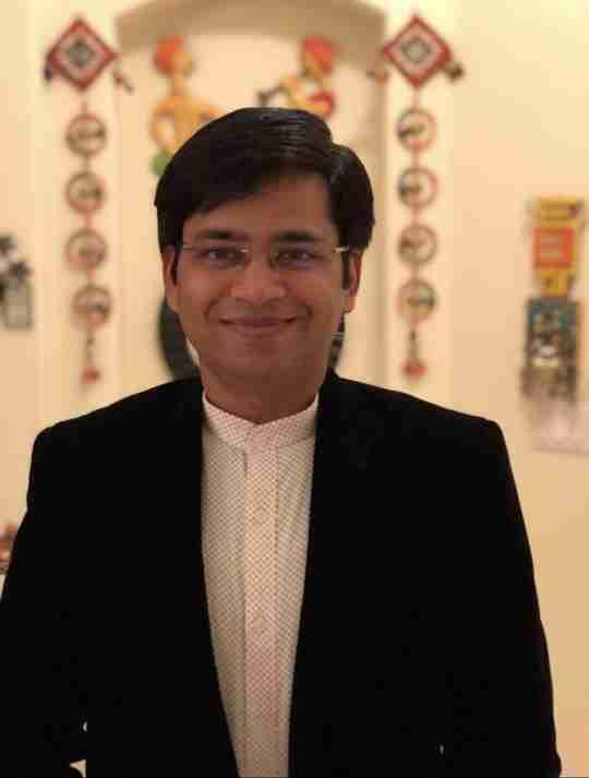 Dr. Saurabh Goyal's profile on Curofy