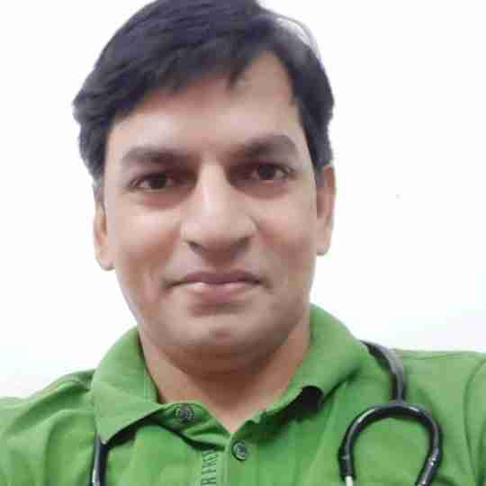 Dr. Rabindra Kumar Nayak's profile on Curofy