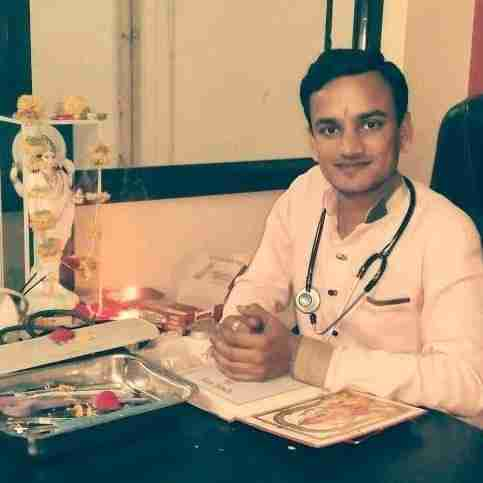 Dr. Harshal Kothari's profile on Curofy