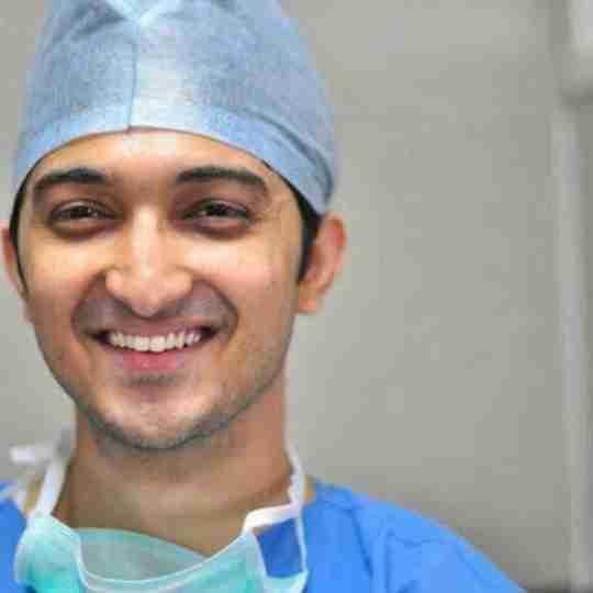 Dr. Karthik Vishwanath's profile on Curofy