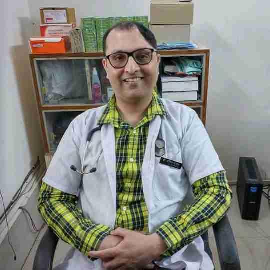 Dr. Samil Sajal's profile on Curofy