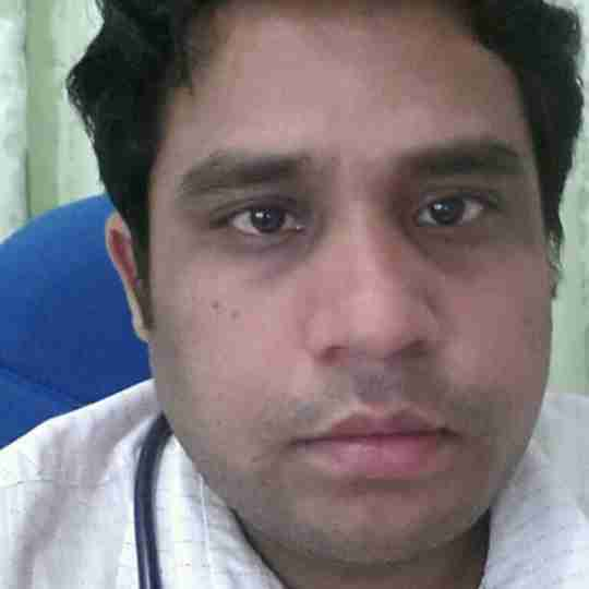Dr. Ashokkumar Yadav's profile on Curofy