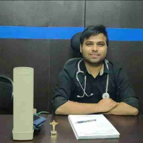 Dr. Surender Megavath's profile on Curofy