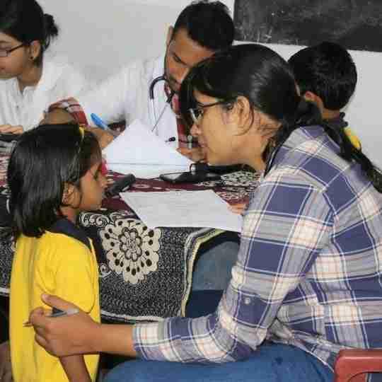 Dr. Bhagyashri Chakole's profile on Curofy