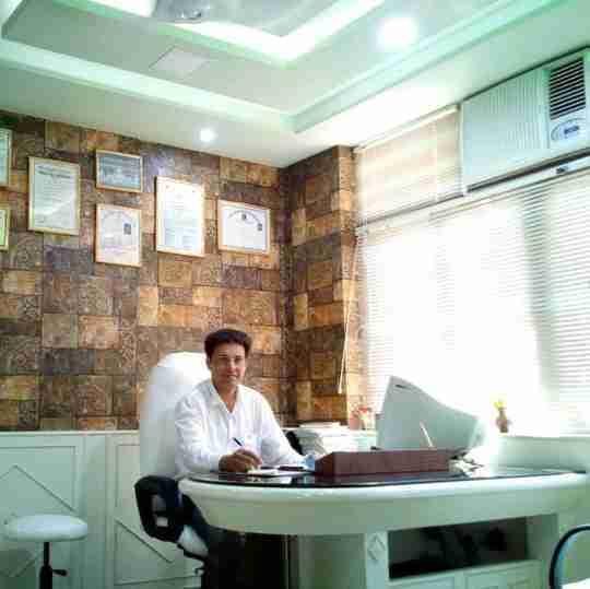 Dr. Syed Mumtaz Ali's profile on Curofy