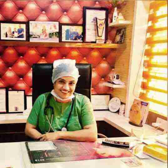 Dr. Purohit Anita Raj's profile on Curofy