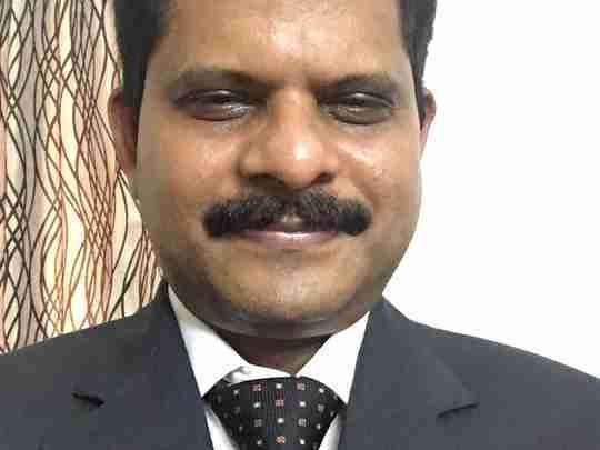 Dr. Sadasivan Madhavan's profile on Curofy