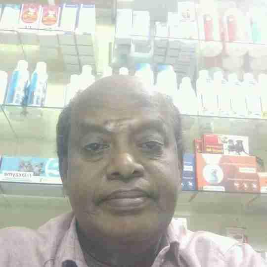 Dr. Udayakumar R's profile on Curofy
