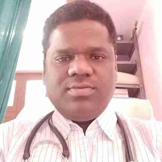 Dr. Prasad Yanamala's profile on Curofy