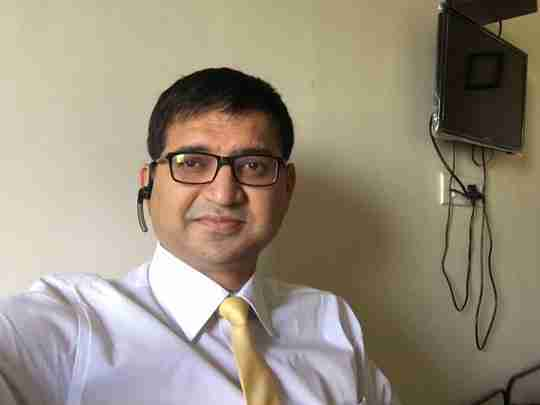 Dr. Manish Gandhi's profile on Curofy