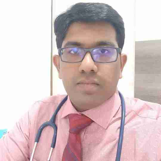 Dr. Muralidhara Reddy Kona's profile on Curofy