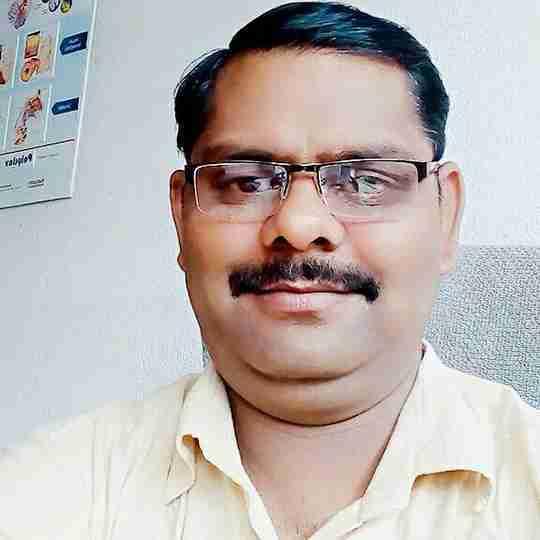 Shyam Choudhary's profile on Curofy