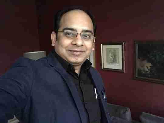 Vikash Kr. Gautam's profile on Curofy