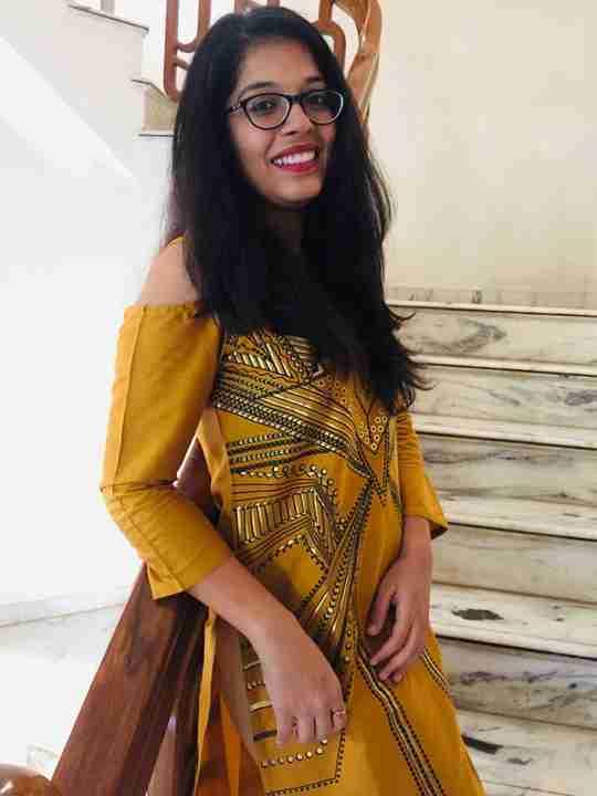 Dr. Vidhi Patel's profile on Curofy